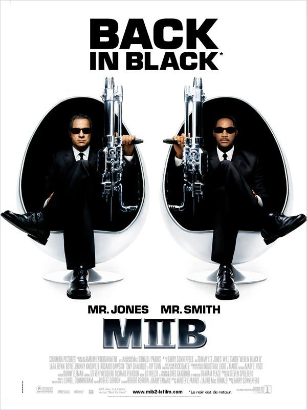 Men in Black II (MIIB)