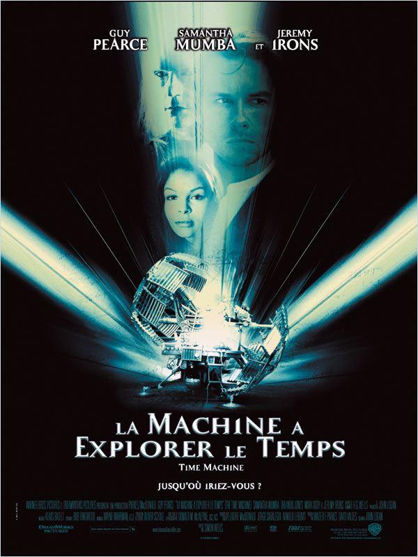 La Machine à explorer le temps - Time machine