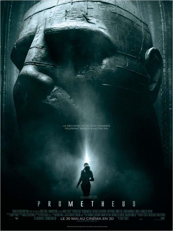 Prometheus Affiche du film