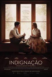 Indignação - Poster