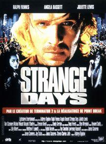 Strange Days streaming