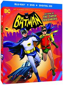 Telecharger Batman: Return of The Caped Crusaders Dvdrip