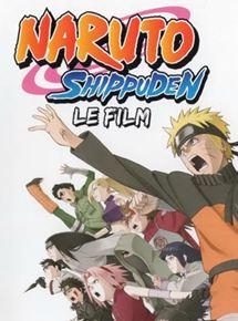 Telecharger Naruto Shippuden : La Flamme de la volonté Dvdrip
