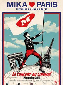 Telecharger Concert Mika Love Paris (CGR Events) Dvdrip
