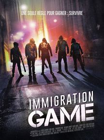 Immigration Game streaming french/vf