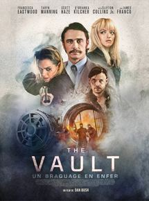 film The Vault en streaming