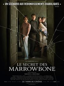 film Le Secret des Marrowbone en streaming