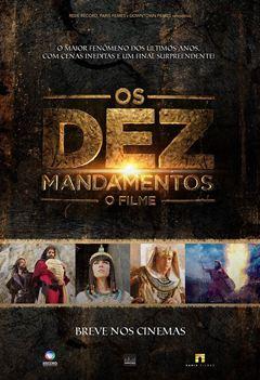 Os Dez Mandamentos - O Filme - Poster