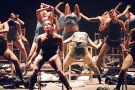 Gaga - Amor Pela Dança - Foto