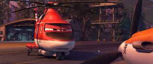 Aviões 2 - Heróis do Fogo ao Resgate - Foto