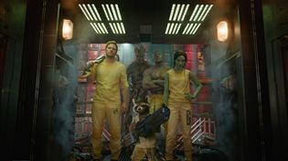 Guardiões da Galáxia - Foto