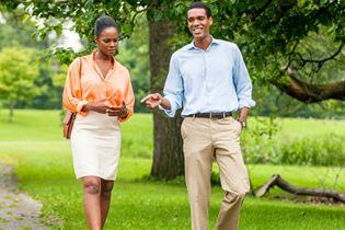 Michelle e Obama - Foto