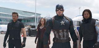 Capitão América: Guerra Civil - Foto