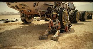 Perdido em Marte - Foto