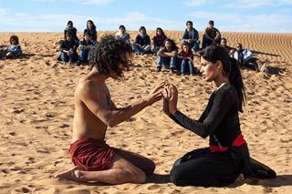 O Dançarino do Deserto - Foto