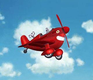 As Aventuras do Avião Vermelho - Foto
