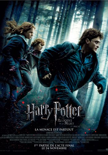 Harry Potter 7- partie 1
