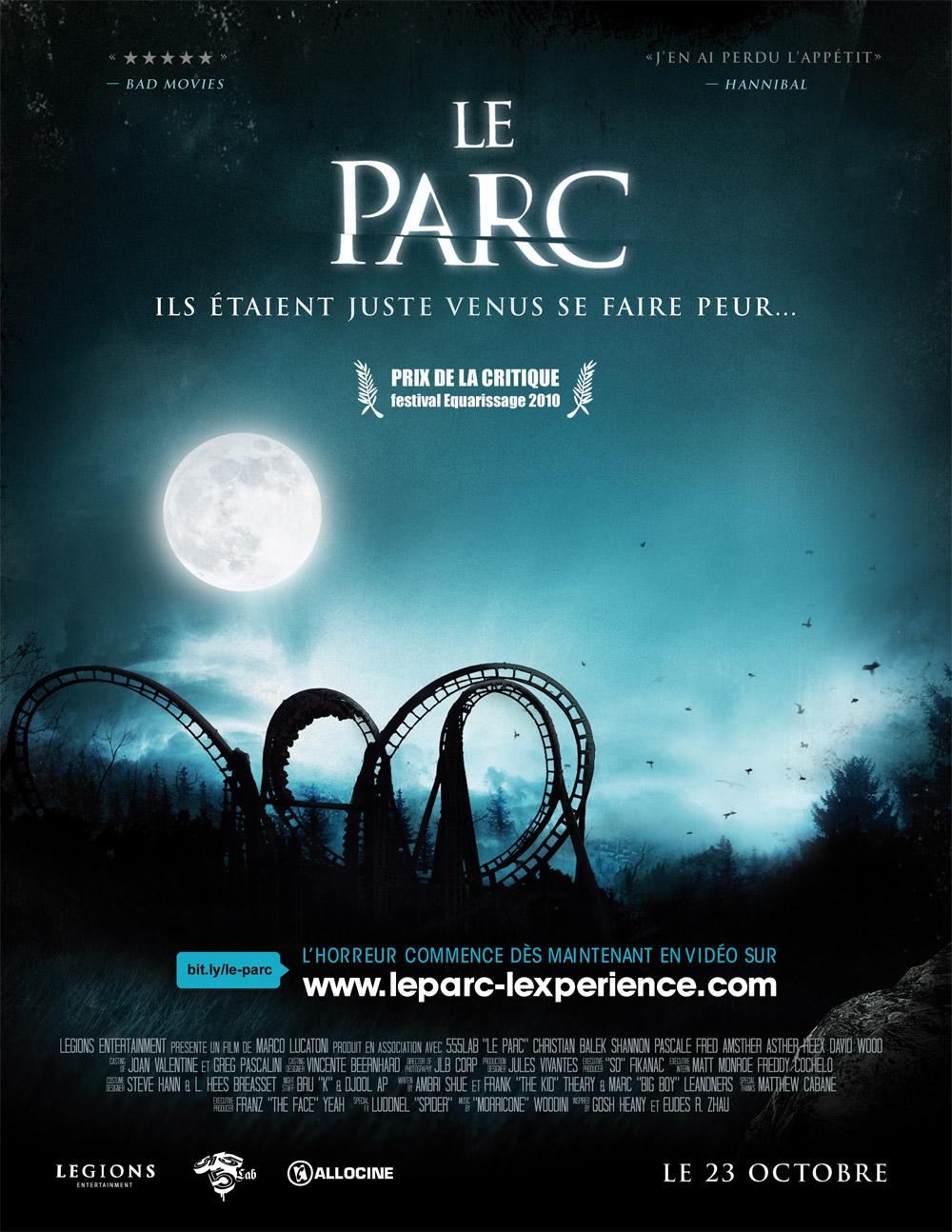Le Parc - AlloCiné