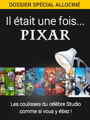 Il était une fois... Pixar