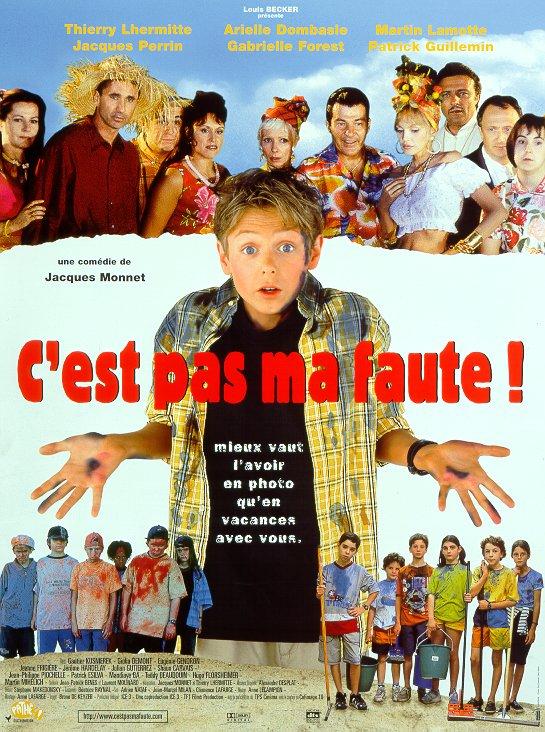 C'est pas ma faute [FRENCH|DVDRiP] [FS]