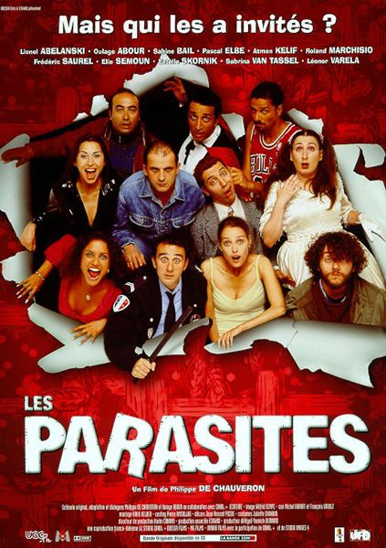 Les Parasites  [DVDRIP] [FRENCH] [MULTI]