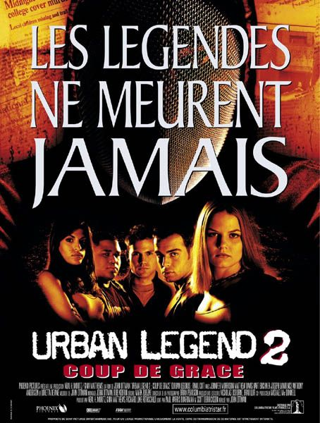 Urban legend 2 [DVDRIP] [FR]