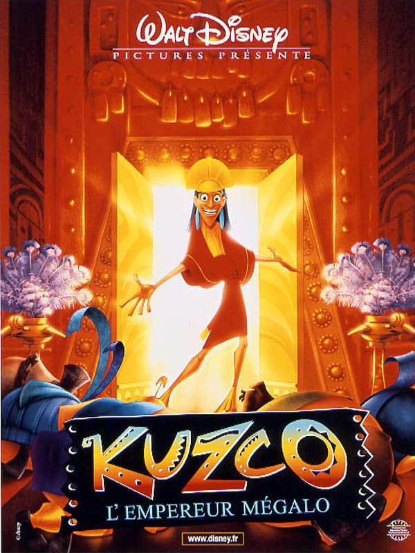 [MULTI] Kuzco, l'empereur mégalo [DVDRiP] [FRENCH]