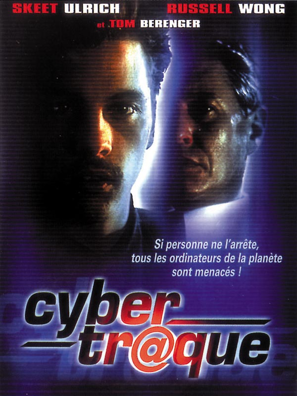 Affiche du film Cybertraque