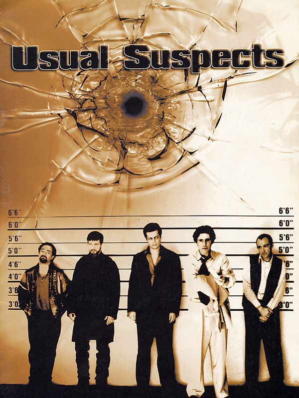 Usual suspects [DVDRIP] [FR]