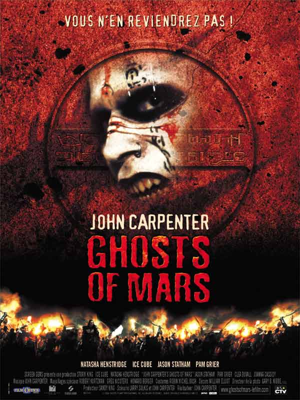 Ghosts of Mars [DVDRIP] [TRUEFRENCH] AC3 [FS]