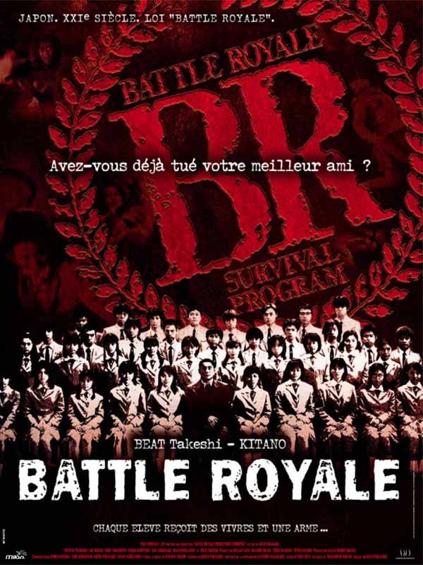 Battle Royale [BluRay 1080p] [Multi] [FS]