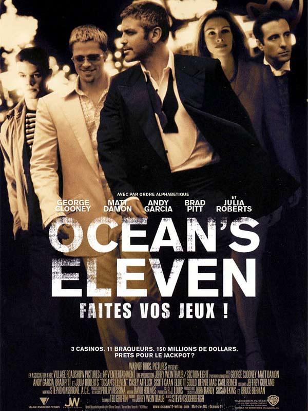 Ocean's Eleven [DVDRIP] [FRENCH] AC3-5.1 [FS]
