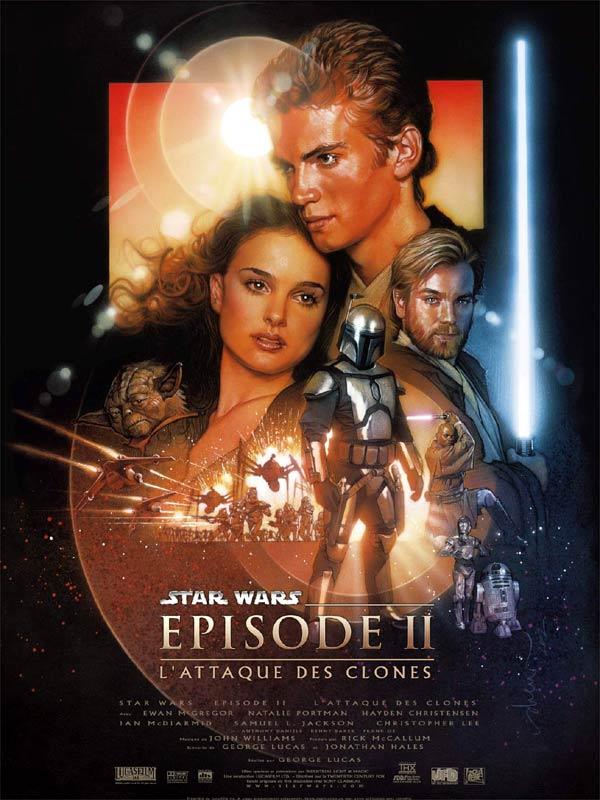 bande originale, musiques de Star Wars : Episode II - L'Attaque des clones