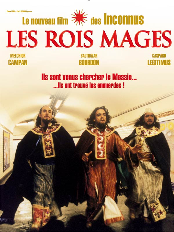 Les Rois mages [DVDRIP] [HF]
