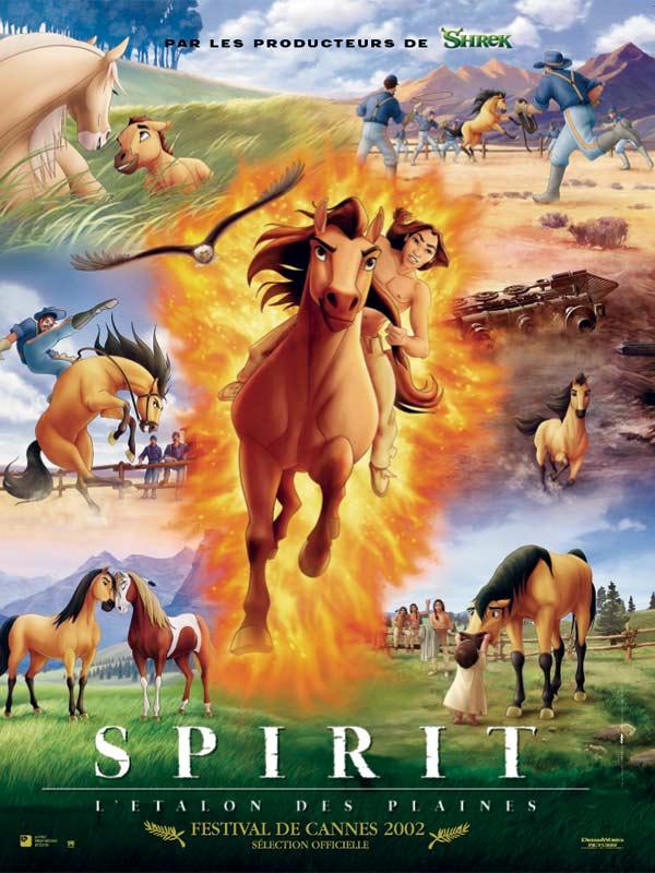 Spirit L'étalon Des Plaines |TRUEFRENCH| DVDRIP [FS]