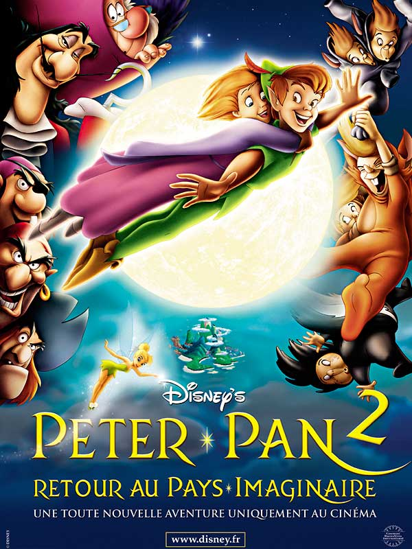 Peter Pan, retour au Pays Imaginaire