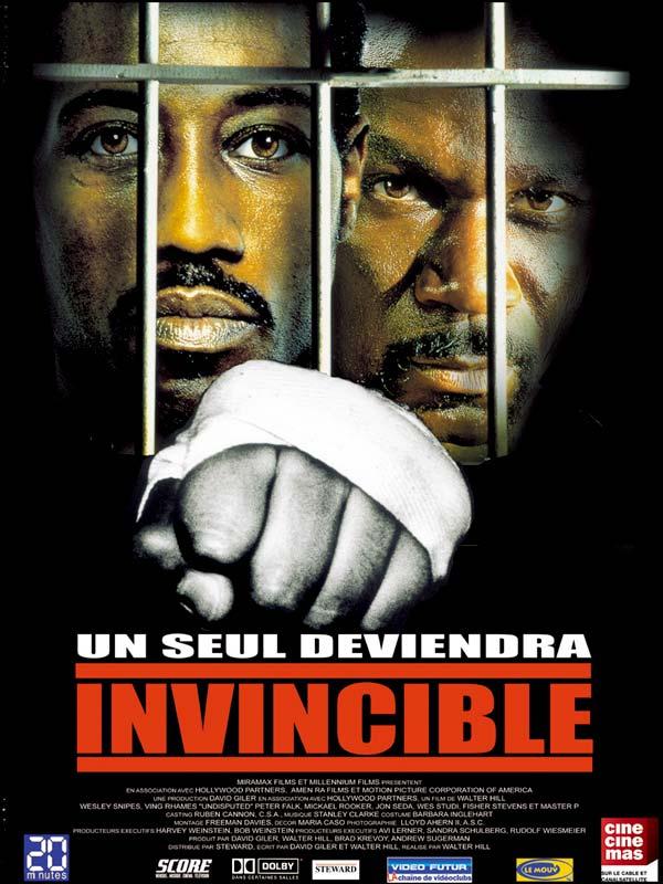 le film un seul deviendra invincible 3 gratuitement