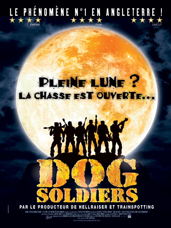 Dog Soldiers [AC3] [TRUEFRENCH] [DVDRip]  [FS]