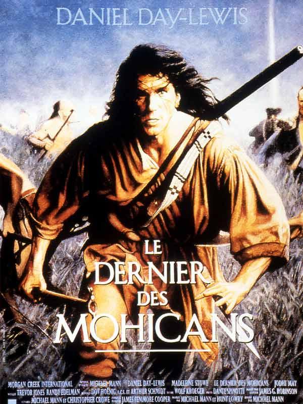 Le Dernier des Mohicans [DVDRIP] [FRENCH] [2CD] [FS]