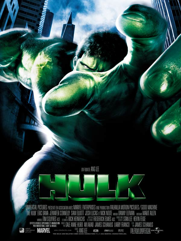 Hulk [DVDRIP  AC3 - FRENCH] [RG]