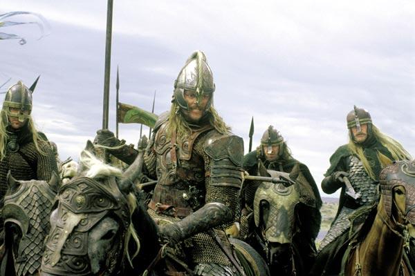 Le Seigneur des Anneaux / The Hobbit #3 Ph4
