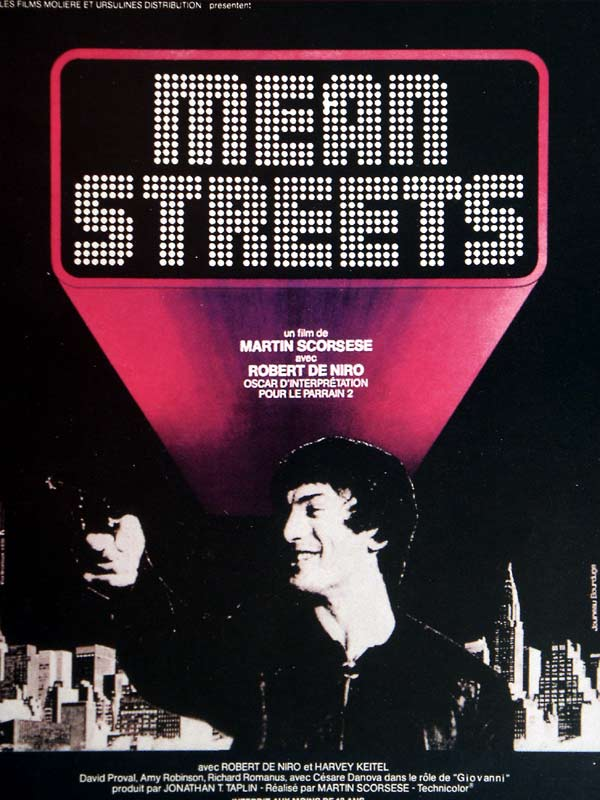 Mean Streets |FRENCH| BRRip [FS][US]