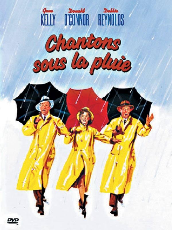bande originale, musiques de Chantons sous la pluie