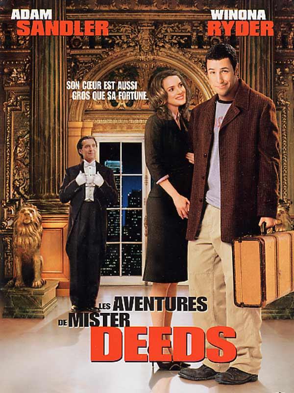 Les Aventures de Mister Deeds [BDrip|FR][AC3][FS]