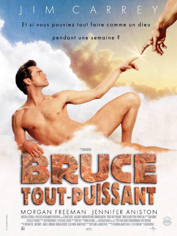 BRUCE TOUT PUISSANT [DVDRIP - TRUEFRENCH] [FS] [US]