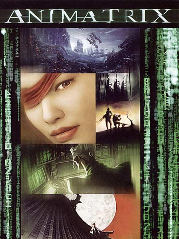 Animatrix [DVDRIP] [TRUEFRENCH] AC3 [FS]