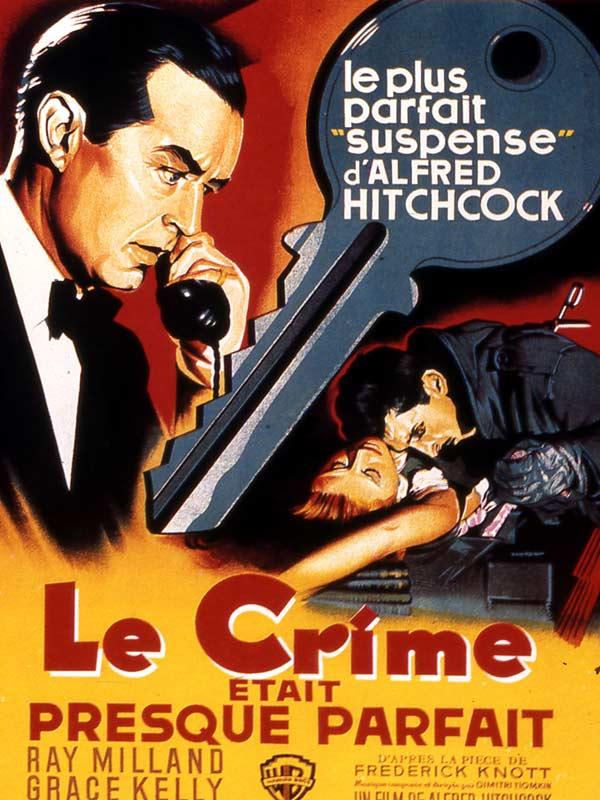Le Crime �tait presque parfait