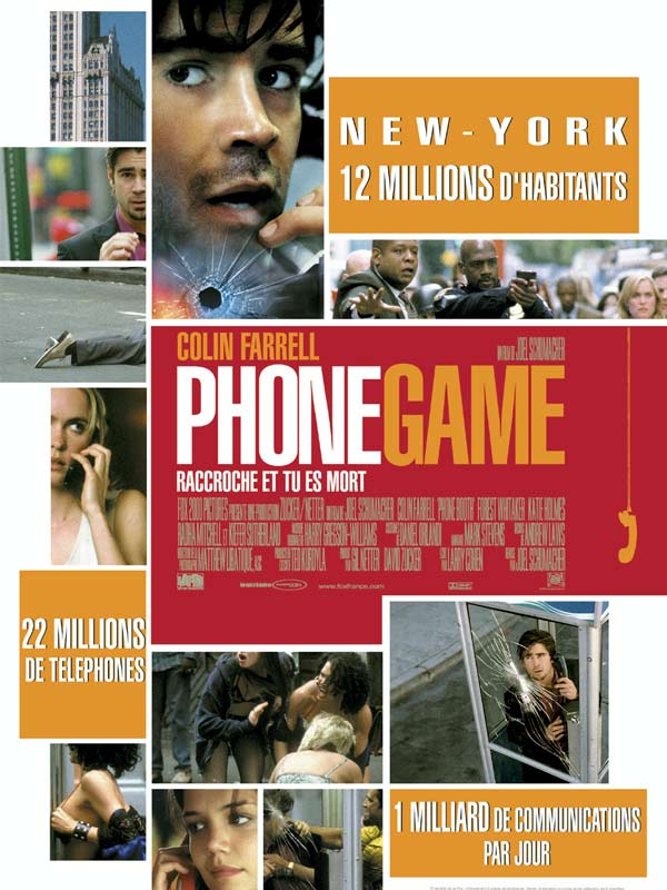 Phone Game [DVDRIP] [FRENCH] AC3 [FS]