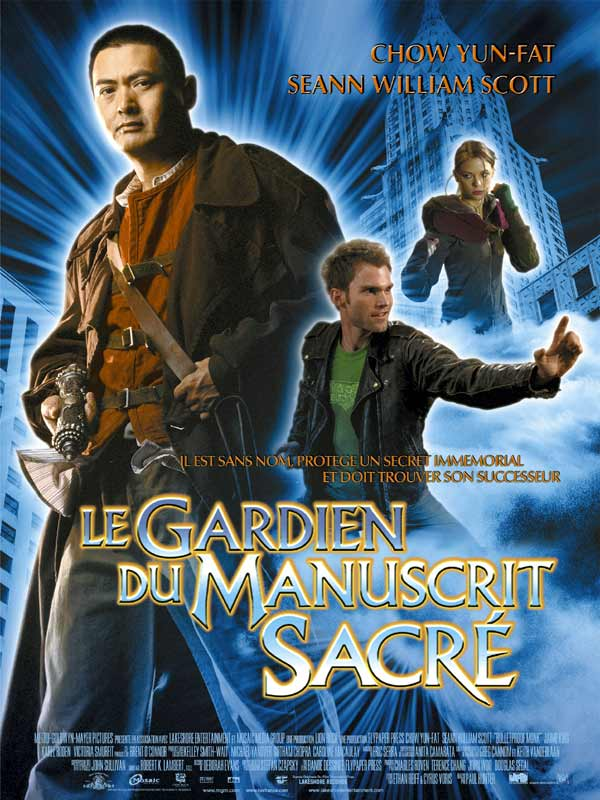 Le Gardien Du Manuscrit Sacré [FRENCH|DVDRiP]