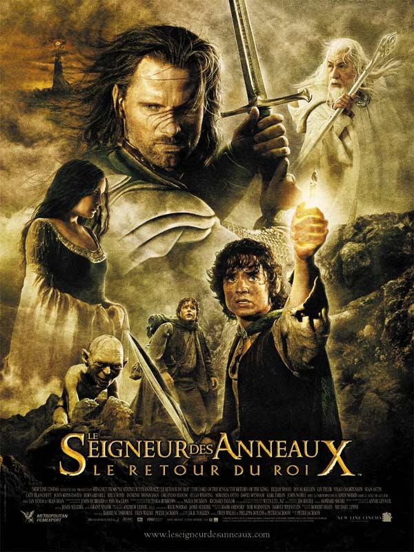 Le Seigneur des anneaux : le retour du roi [DVDRIP|FR] [FS-UD]
